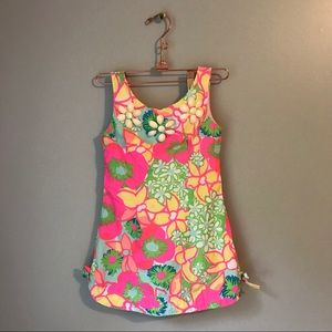 Lilly Pulitzer girls size 6 Little Delia dress